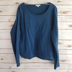 Orvis Sweater Pullover Round Neck Long Sleeve